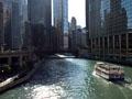 Rybář v Chicagu