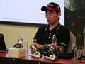 Rozhovor s Ty Hasegawou, členem vývojového týmu firmy Daiwa