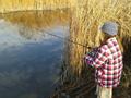 Děti a ryby