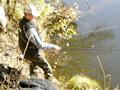 Nevydarená rybárska operácia