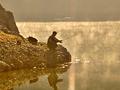 Rybařina v proměnách počasí - Babí léto