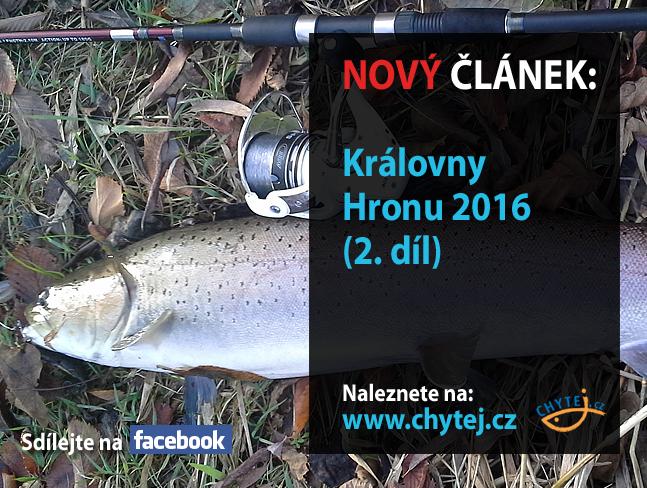 Královny Hronu 2016 (2. díl)