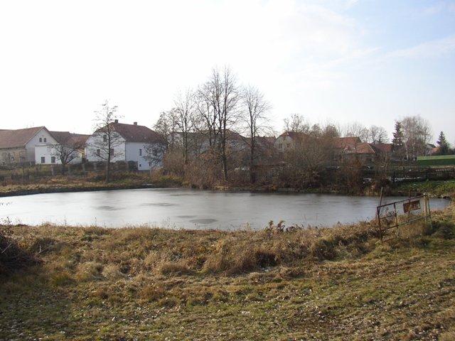 Kocába 1 A - rybník Na Drahách, Autor fota: ČRS