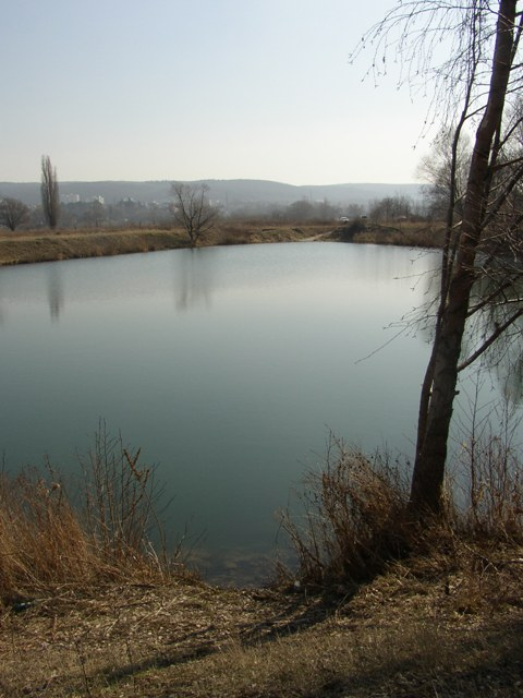 Vltava 6 - Lahovická nádrž, Autor fota: ČRS