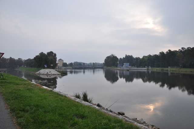 Labe 21 - jez v Nymburku, Autor fota: ČRS